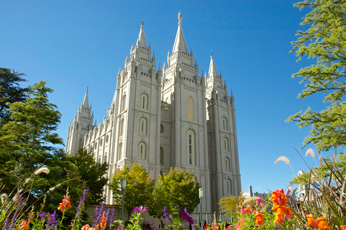 OPTION: TEMPLE SQUARE TOUR