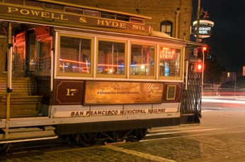 San Francisco Cable Car & Chinatown Dinner