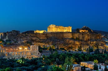 OPTION: ATHENS BY NIGHT