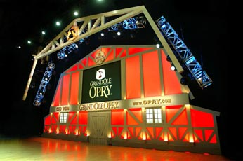 OPTION: GRAND OLE OPRY SHOW
