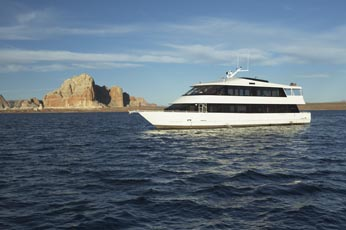 OPTION: LAKE POWELL SUNSET DINNER CRUISE