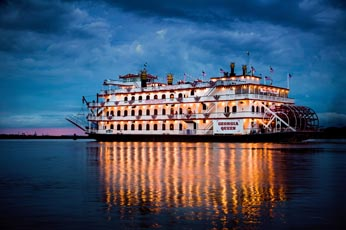 OPTION: SAVANNAH GOSPEL DINNER CRUISE
