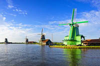 OPTION: ZAANSE SCHAANS; WINDMILLS, CLOGS AND CHEESE OH MY!