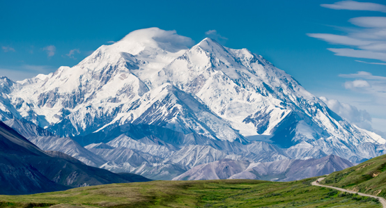 Denali Mountain Alaska