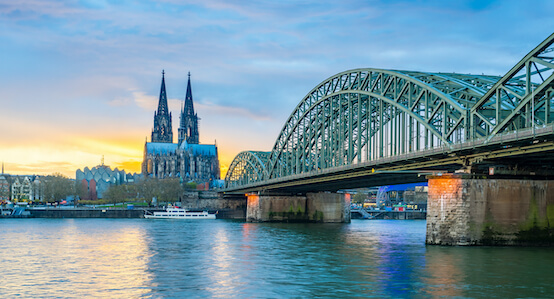 Cologne, Cathedrals