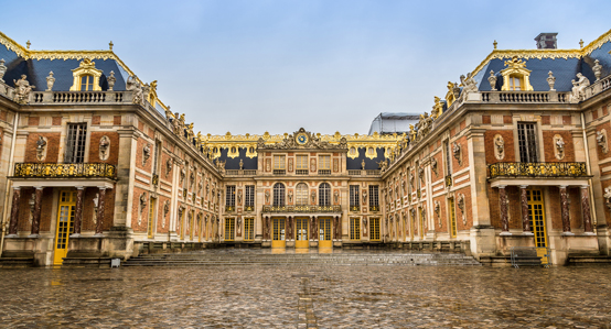 Versaille Palace in France