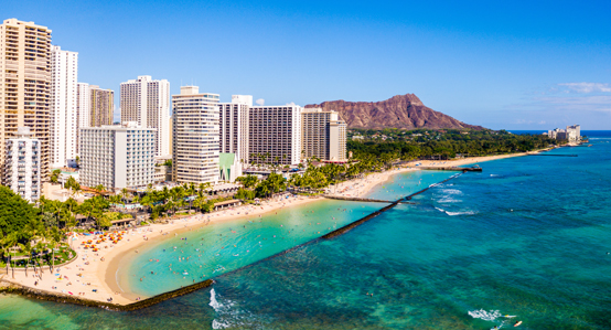 Waikiki and Diamond Head Coast