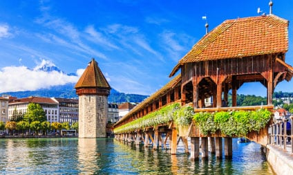 Grand European with Swiss Alps - Travel Deals